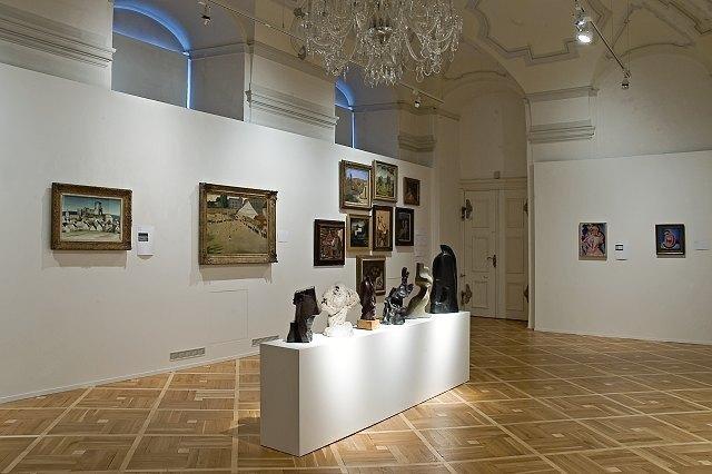 Moderne Kunst   Sammlung