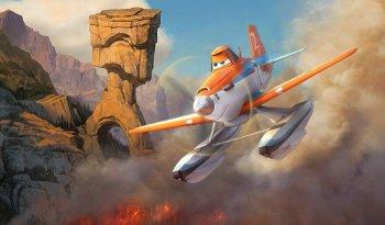 Letadla 2: Hasiči a záchranáři 2D