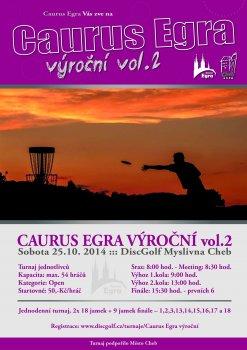 Carus Egra výroční vol. 2