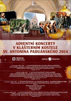 4. Adventní koncert v Sokolově