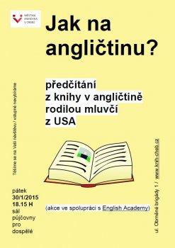 Jak na angličtinu - zaostřeno na poslech