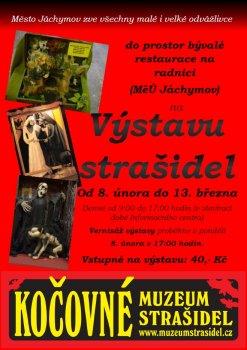 Výstava strašidel - VERNISÁŽ