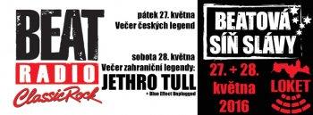 Beatová síň slávy Radia BEAT 2016: Večer českých legend - Progres 2, Martin Kraus, Ota Petřina in memoriam
