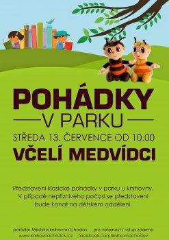 Pohádky v parku - Popelka