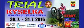Trial Kyselka 2016