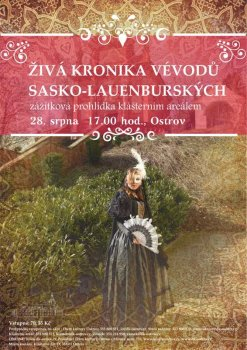 ŽIVÁ KRONIKA VÉVODŮ SASKO-LAUENBURSKÝCH