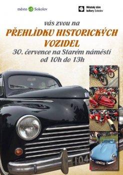 Přehlídka historických vozidel