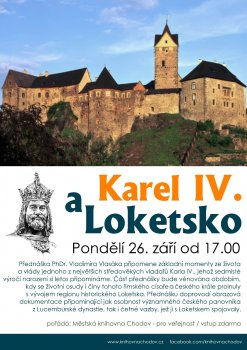 Karel IV. a Loketsko