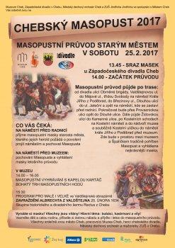 Chebský masopust (13. ročník)