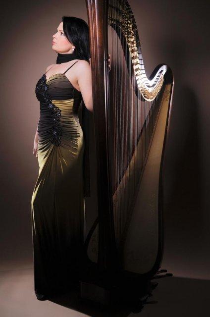 Coctail Piano - harfa