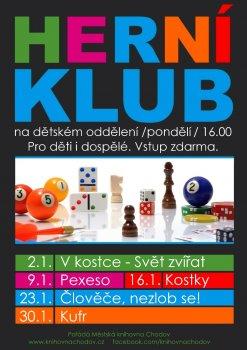 Herní klub - Kostky