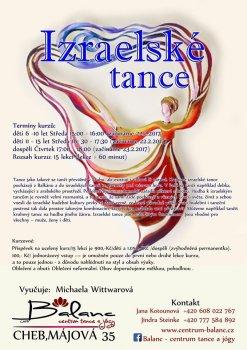 Izraelské tance