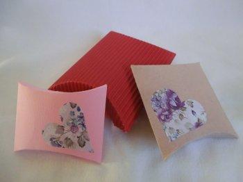 Krabičky z papíru
