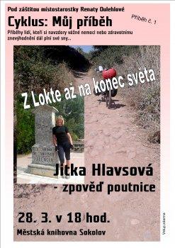 Cyklus Můj příběh: Jitka Hlavsová