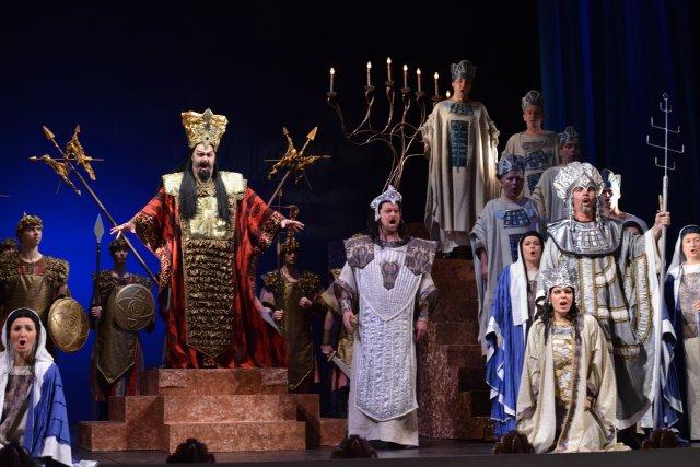 Nabucco / Severočeské divadlo opery a baletu