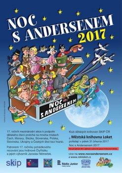 Noc s Andersenem 2017