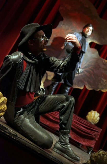 Cyrano z Bergeracu / Edmond Rostand - derniéra