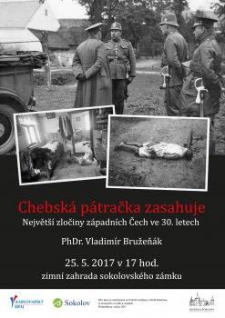 PhDr. Vladimír Bružeňák - Chebská pátračka zasahuje