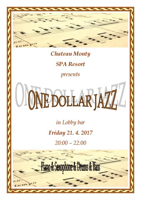 One Dollar Jazz
