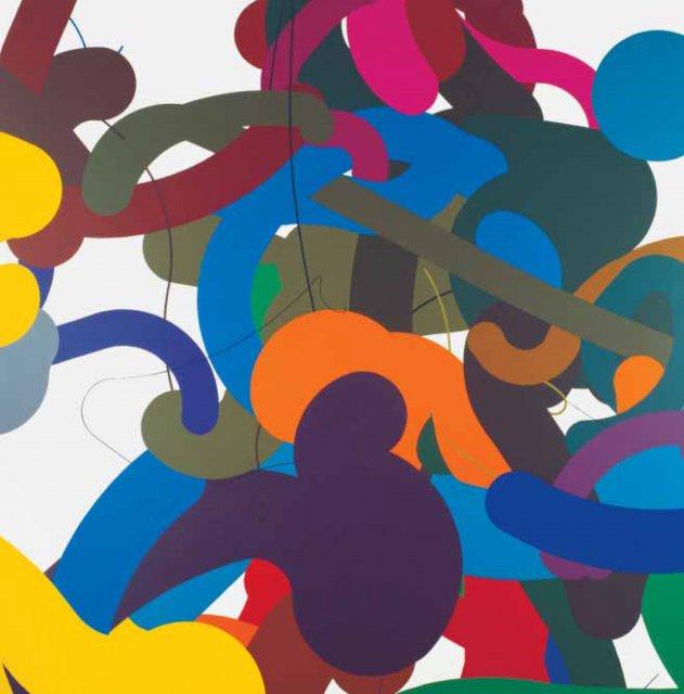 Nepolapitelná struktura – díla a umělci ze sbírky M. Velfla