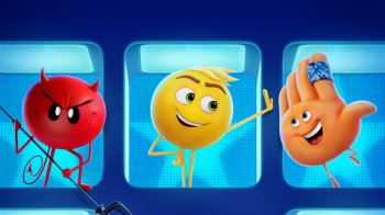 3D  Emoji ve filmu