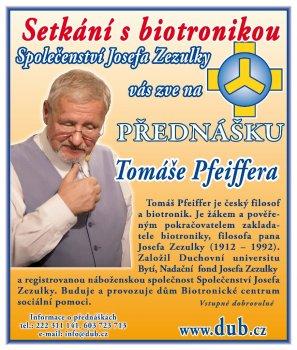 Tomáš Pfeiffer - Setkání s biotronikou / Ostrov
