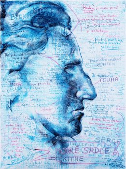 Plakátová tvorba ke 200. výročí narození Fryderyka Chopina