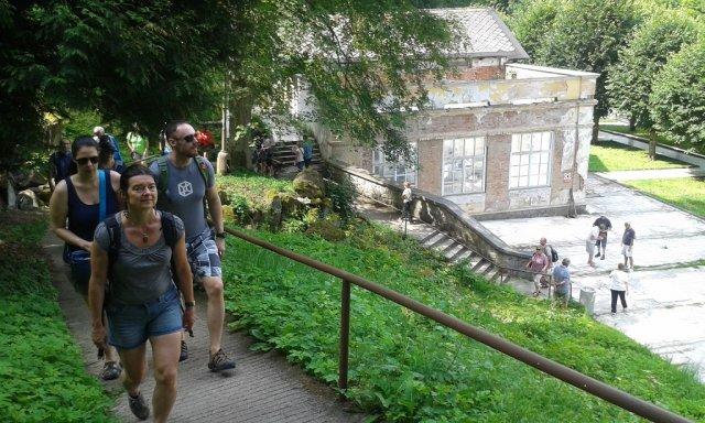 Procházka po stopách Heinricha Mattoniho