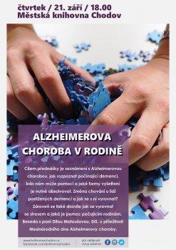 Alzheimerova choroba v rodině