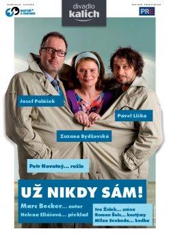 UŽ NIKDY SÁM! Podzimní předplatné 2017 - 4. titul