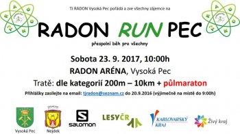 Radon RUN Pec