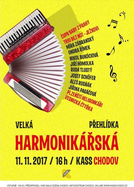 Velká harmonikářská výstava