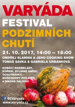 Festival podzimních chutí