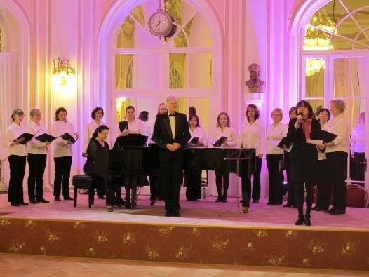 Podzimní koncert komorního sboru Collegium Vocale Jiřího Štrunce
