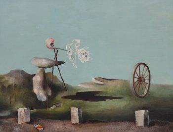 Komentovaná prohlídka výstavy Aloise Wachsmana