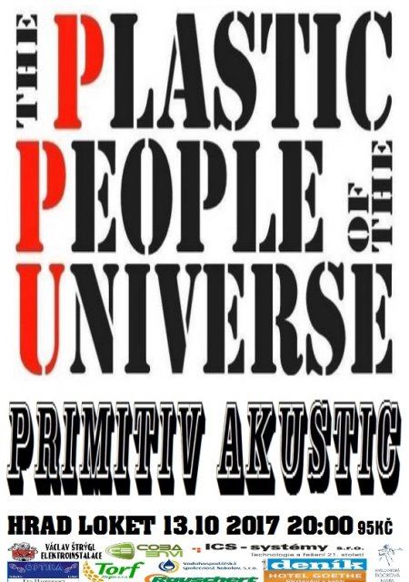 The Plastic People of The Universe + Primitiv akustik