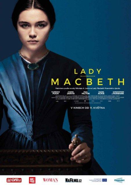 LISTOPADOVÉ ADAPTACE VE FILMOVÉM KLUBU Lady Macbeth