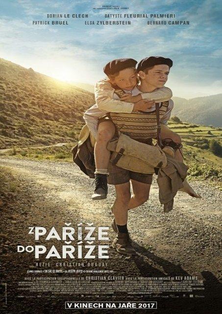 LISTOPADOVÉ ADAPTACE VE FILMOVÉM KLUBU Z Paříže do Paříže