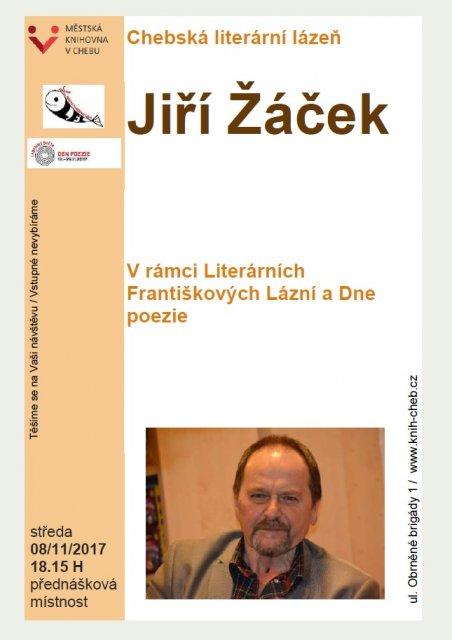 Chebská literární lázeň - součást festivalu Literární Františkovy Lázně