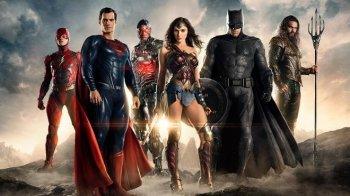 Liga spravedlnosti 3D