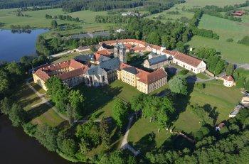 """Mimořádné prohlídky """"Život v barokním klášteře"""""""