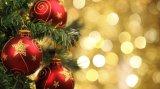 Vánoční posezení u stromečku