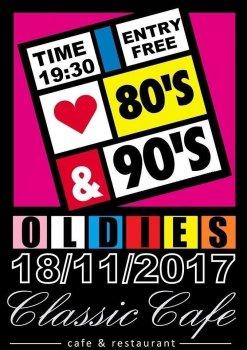 Oldies Disco party - DJ Pepíno