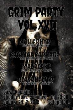 GRIM PARTY vol. XVII.