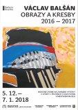 Obrazy a kresby 2016 - 2017