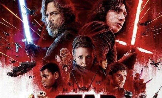 3D  Star Wars: Poslední z Jediů