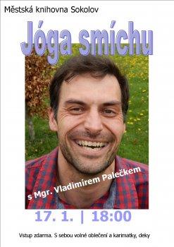 Jóga smíchu – Mgr. Vladimír Paleček