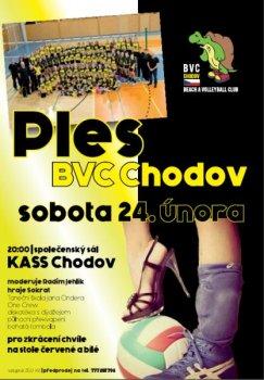 Ples BVC Chodov