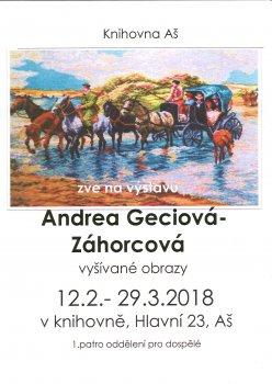Andrea Geciová - Záhorcová