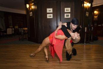 Výuka latinsko-amerických tanců